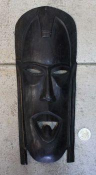 Παλαιά Αφρικάνικη ξύλινη μάσκα