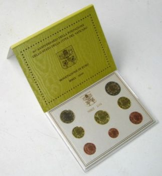 Vatican - Official BU Set 2009