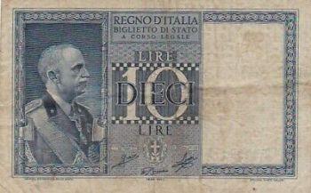 ITALY 100.000 lire 1994 VF plus