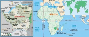 ZIMBABWE 1 MILLION (1.000.000) DOLLARS 2008 P-77 UNC