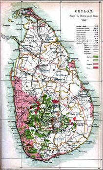 Κεϋλάνη (Ceylon)   50 RUPEES  1-1-1982  P-94a  UNC
