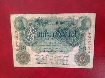GERMANY 10.000 MARK 19 Ιανουαρίου 1922 AU-UNC