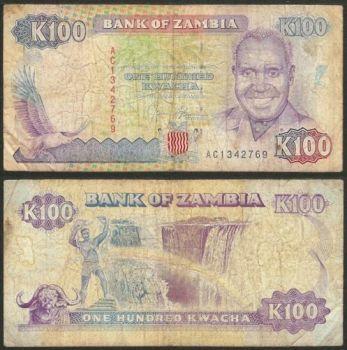 ZAMBIA 20.000 KWACHA 2012  UNC