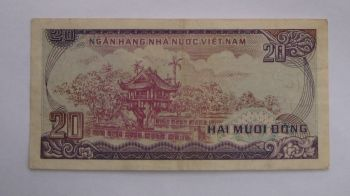 VIETNAM 20.000 DONG 2012 POLYMER UNC
