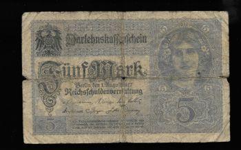 GERMANY 50 REICHSPFENNIG με ΣΒΑΣΤΙΚΑ 1940-1945 P R135 UNC
