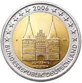 germany 2 euro 2006