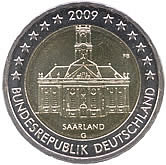 germany 2 euro 2009